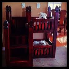 Bunk Bed For Dogs Dog Bunk Beds For The Home Pinterest Dog And Dog Beds