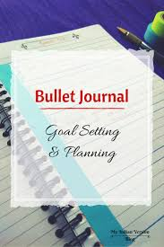 my indian version bullet journal u2013 goal setting and planning setup