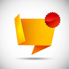 Origami Illustrator - origami orange wallpaper free vector in adobe illustrator ai ai