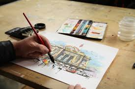 james richards sketchbook online sketching lessons