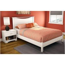 furniture flat wooden platform bed frame full size with drawers