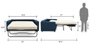 Hospital Couch Bed Condesa Sofa Bed Urban Ladder