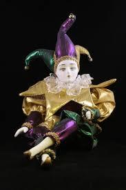 mardi gras doll mardi gras doll stock image image of clown court entertainment