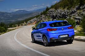 world premiere bmw x2 small quirky cool