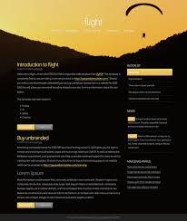 simple free web templates simple free css web templates zypop flight