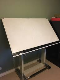 Leonar Drafting Table Leonar Neolt Professional Drafting Table General In Muskegon Mi