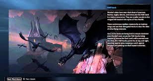 Seeking Hell Middle Earth Shadow Of Mordor Nature Hell Hawk