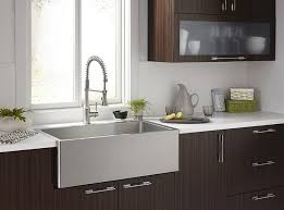 stainless steel apron sink orchard stainless steel apron sink modern bathroom new york