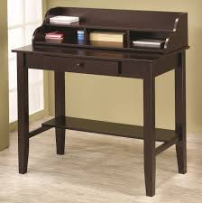 small writing desk with hutch home design ideas