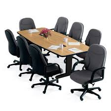 Boat Shaped Meeting Table Mayline Boat Shape Conference Table 72
