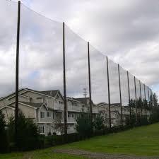 Golf Driving Nets Backyard by Driving Range Net Installation Driving Range Nets Golf Driving