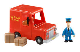 postman pat vehicle accessory byrnes