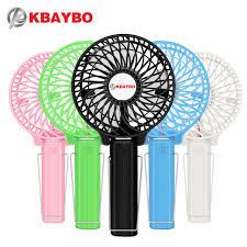 battery operated fan foldable fans battery operated rechargeable handheld mini fan