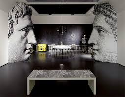 Fornasetti Curtains Share Design Pierio Fornasetti 100 Years Exhibition Triennale Di