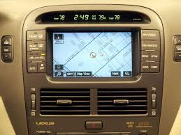 lexus ls430 navigation system update lexus ls430 2004 pictures information u0026 specs