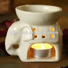 Tea Light Oil Warmer Ceramic Elephant Shape Oil Burner Tealight Candle Warmer Ts Ob177b