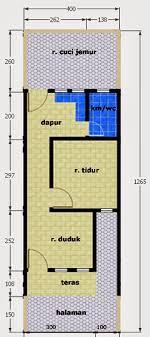 design interior rumah kontrakan gambar desain rumah sewa sehat