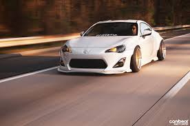frs scion stance sunset light gently touching a custom toyota gt 86 autoevolution