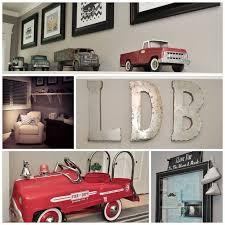 Retro Nursery Decor Vintage Car Nursery Decor Thenurseries