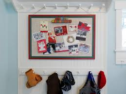 How To Make Wall Decoration At Home How To Make A Holiday Greeting Card Display Diy