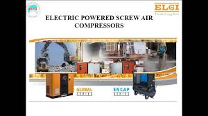 elgi equipments limited coimbatore youtube