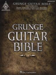 amazon com grunge guitar bible guitar recorded version
