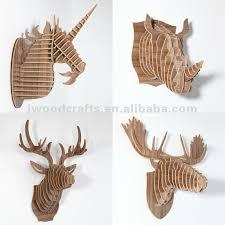 Moose Head Decor Moose Head Wall Decoration Small Home Decor Inspiration Fancy