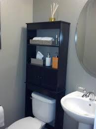 Walmart Bathroom Storage by Espresso Bathroom Shelf Space Saver Walmart Com