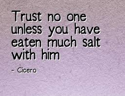 top 70 trust no one quotes and sayings with photos and images