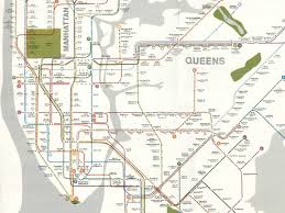 Subway Nyc Map 1970s Nyc Subway Map That Never Was Business Insider