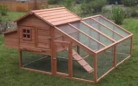 chicken coop nest box backyard poultry hen house huge 3 6 chickens