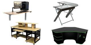 cheap gaming computer desk gaming desks gaming desk and desks