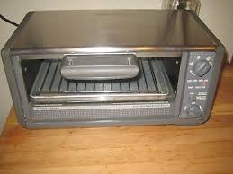 BLACK & DECKER Space Maker Mountable Toaster Toast R Oven Broiler