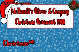 is mcdonalds open thanksgiving day 2014 mcdonald u0027s oliver u0026 company christmas ornament