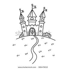 funny coloring page kids stock vector 388476013 shutterstock
