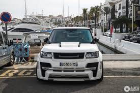 land rover philippine land rover hamann range rover mystère 5 january 2015 autogespot