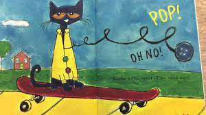 pete the cat and his four groovy buttons youtube