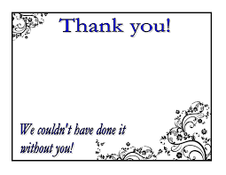 thank you cards for church volunteers how combine technology