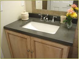 Bathroom Vanity Countertops Ideas Bathroom Vanity Tops For Modern Bathroom Ideas With Granite