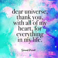 imagenes de agradecimiento al universo pin de viv en meditation pinterest afirmaciones la inspiracion