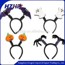 bat headband party witch headband pumpkin hat headband spider