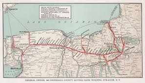 Syracuse Map Mcgraw Electric Railway Manual Perry Castañeda Map Collection