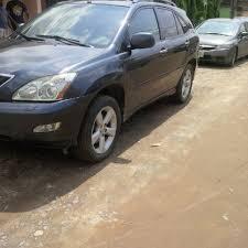 lexus rx 350 tokunbo price in nigeria super clean registered lexus rx350 2006 model for sale tokunbo