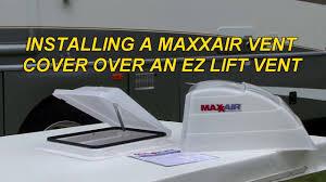 maxxair i original translucent white roof vent cover maxxair 00