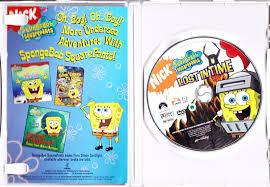 spongebob squarepants dvd lot where u0027s gary lost in time both