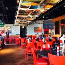 Red Robin Interior Photos For Red Robin Gourmet Burgers Yelp