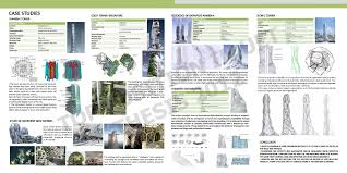 morpho ecological architecture thesis project