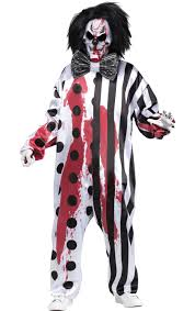 Killer Nurse Halloween Costume Bleeding Killer Clown Costume Jokers Masquerade