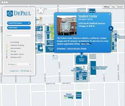 depaul map 20 best gsw map ui exles images on user interface