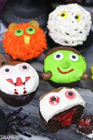stuffed halloween cupcakes sugarhero